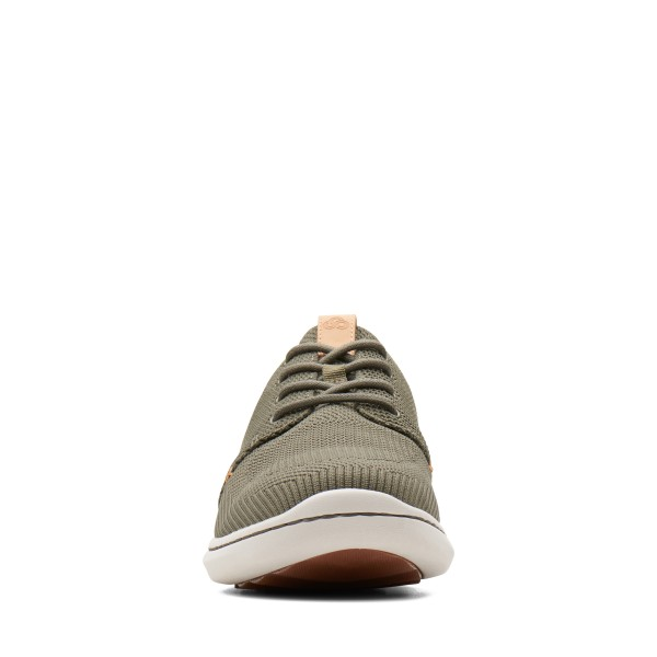 Clarks - Step Urban Mix Khaki Textile